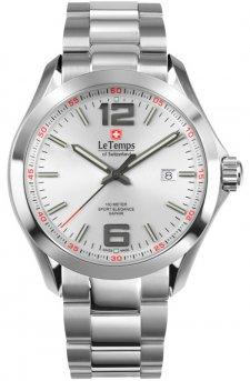 Zegarek męski Le Temps LT1040.07BS01