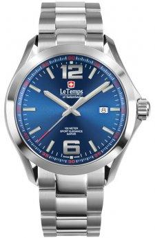 Zegarek męski Le Temps LT1040.09BS01