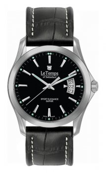 Zegarek męski Le Temps LT1080.12BL01