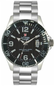 Zegarek męski Le Temps LT1081.01BS01