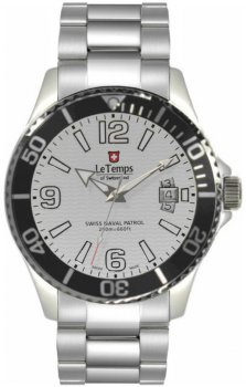 Zegarek męski Le Temps LT1081.02BS01