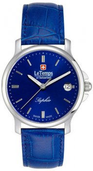 Zegarek męski Le Temps LT1065.13BL03