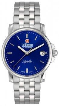 Zegarek męski Le Temps LT1065.13BS01