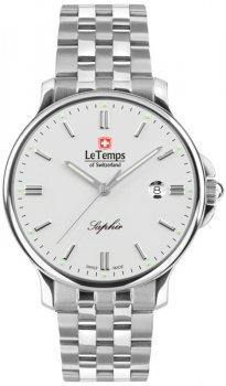 Zegarek męski Le Temps LT1067.03BS01-POWYSTAWOWY