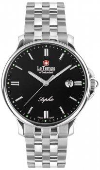 Zegarek męski Le Temps LT1067.11BS01
