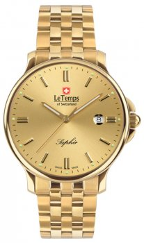 Zegarek męski Le Temps LT1067.56BD01