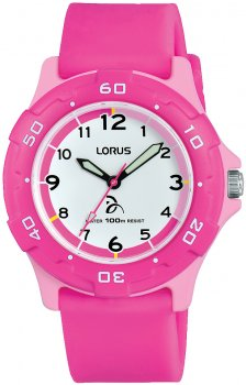 Zegarek dla dziewczynki Lorus RRX17GX9
