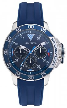 Zegarek  męski Nautica NAPBHS009