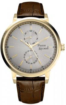 Zegarek męski Pierre Ricaud P97256.1B17QF-POWYSTAWOWY
