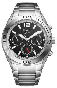 Zegarek męski Pierre Ricaud P97018.5154QF