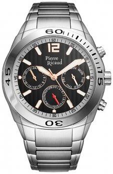 Zegarek męski Pierre Ricaud P97018.51R4QF-POWYSTAWOWY