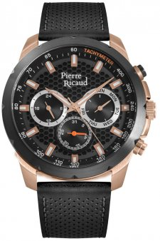 Zegarek męski Pierre Ricaud P97257.K214QF
