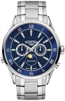 Zegarek męski Roamer 508821 41 43 50