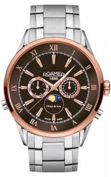 Zegarek męski Roamer 508821 47 63 50