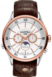 Zegarek męski Roamer 508821 49 13 05