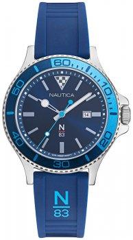 Zegarek męski Nautica NAPABS020