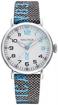 Zegarek  męski Nautica NAPLSS003