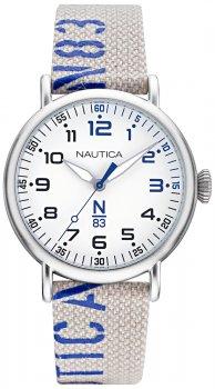 Zegarek  męski Nautica NAPLSS014