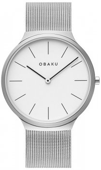 Zegarek męski Obaku Denmark V240GXCWMC