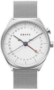 Zegarek męski Obaku Denmark V242GMCIMC