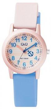 Zegarek  dla dziewczynki QQ VS49-002