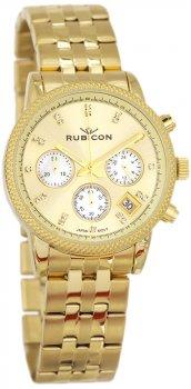 Zegarek damski Rubicon RNBD06GIGM03AX