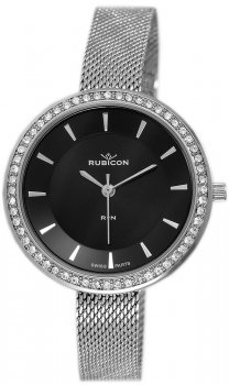 Zegarek damski Rubicon RNBD78SIBX03BX