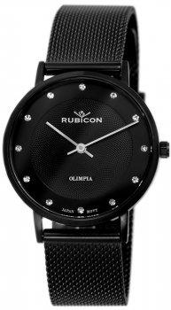 Zegarek damski Rubicon RNBD88BIBX03BX