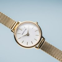 Zegarek damski Bering classic 11022-334-SET - duże 9