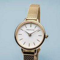Zegarek damski Bering classic 11022-334-SET - duże 10