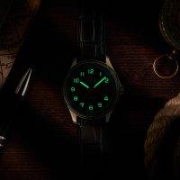 Zegarek męski Delbana recordmaster 41602.722.6.032 - duże 11