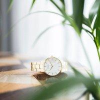 Zegarek damski Obaku Denmark slim V247LXGWSG - duże 7