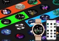 Zegarek damski Rubicon smartwatch SMARUB055 - duże 15