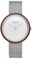 Zegarek Obaku Denmark V245GXCIMC