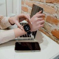 Zegarek unisex Vector Smart smartwatch VCTR-31-01RG-S3BK - duże 5