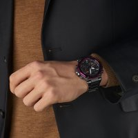 Zegarek męski Casio g-shock exclusive MTG-B2000BD-1A4ER - duże 10