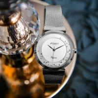 Zegarek damski Atlantic elegance 29039.41.29MB - duże 2