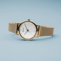 Zegarek damski Bering classic 13426-334 - duże 5
