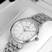 Zegarek damski Bisset klasyczne BSBE70SISX03BX - duże 3