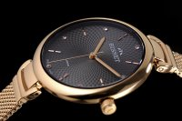 Zegarek damski Bisset klasyczne BSBF22RIVX03BX - duże 2