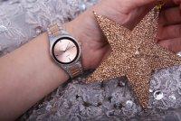 Zegarek damski Caravelle bransoleta 45P109 - duże 4