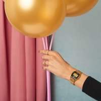 Zegarek damski Casio vintage midi A159WGED-1EF - duże 6