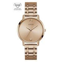 Zegarek damski Guess bransoleta W1313L3 - duże 4