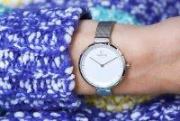 Zegarek damski Obaku Denmark slim V225LXCIMC - duże 2