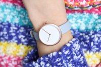 Zegarek damski Obaku Denmark slim V219LXVHRL - duże 4