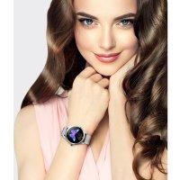 Zegarek damski Rubicon smartwatch RNBE37SIBX05AX - duże 2