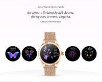 Zegarek damski Rubicon smartwatch RNBE37RIBX05AX - duże 5