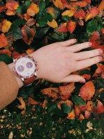 Zegarek damski Vostok Europe undine VK64-515E567 - duże 5
