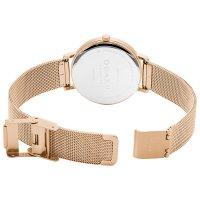 Zegarek damski Obaku Denmark slim V248LXVIMV - duże 5