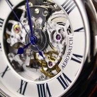 Zegarek męski Aerowatch 1942 60900-AA22 - duże 2